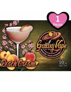 Peach Cream Galaxy Vape 10 ml