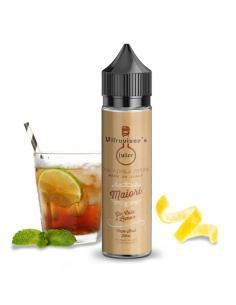 Maiori Liquido Scomposto Vitruviano's Juice da 20ml Gin Cola