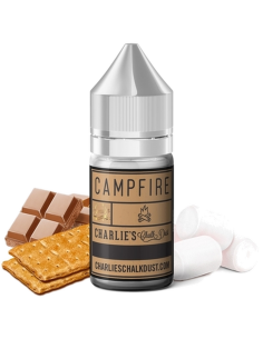 Campfire Liquido Charlie's Chalk Dust Aroma 30 ml Cracker