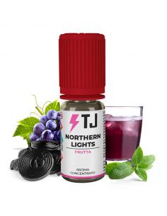Northern Lights Liquido T-Juice Aroma 10 ml Uva Liquirizia