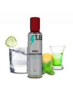 Gins Addiction Liquido Scomposto T-Juice 20ml Aroma Gin Agrumi