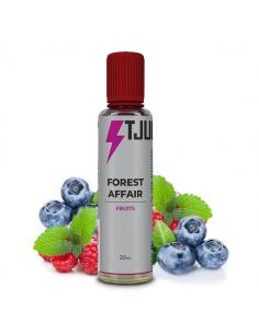 Forest Affair Liquido Scomposto T-Juice 20ml Aroma Mirtilli