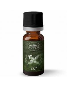 aroma concentrato cigar club 18.7 officine svapo