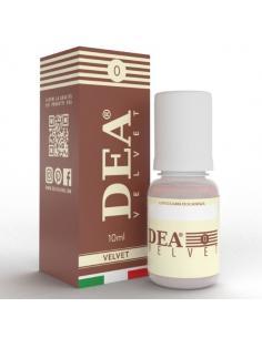 Velvet DEA Flavor Liquido Pronto 10ml Vaniglia Caramello