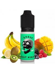 Fruut Ninja Syrup FUU Aroma Concentrato 10ml Frutta Tropicale