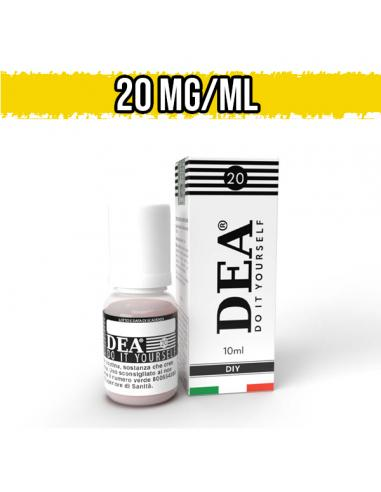 Nicotina in Base Neutra 60PG / 30VG in 20ml DEA Flavor