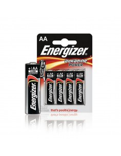 Stilo Energizer AA Blister 4 pezzi