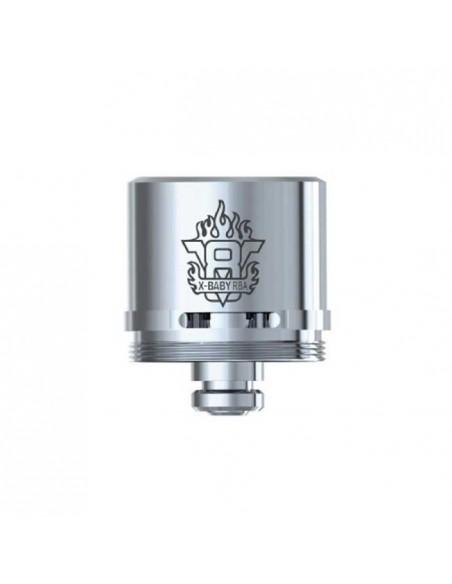 Base RBA Resistenza Smok Head Coil per Atomizzatore TFV8 X-Baby