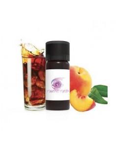 Peach Tea Aroma Twisted Vaping Aroma Concentrato da 10ml per Sigarette Elettroniche