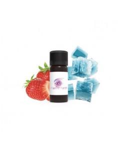 Erdbeer Menthol Aroma Twisted Vaping Aroma Concentrato da 10ml per Sigarette Elettroniche