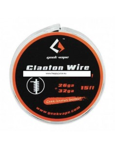 Filo per Resistenza Clapton Wire KA A1 Geekvape da 5 mt