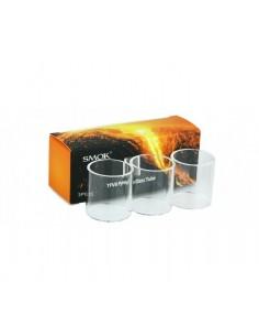 Smok TFV8 X-Baby Vetro Pyrex di Ricambio - 3 Pezzi