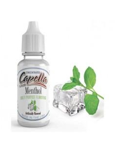Menthol Aroma Capella Flavors