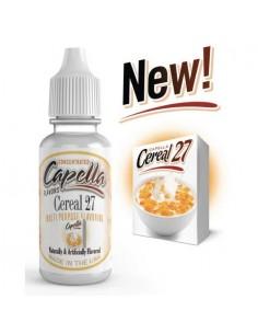 Cereal 27 Aroma Capella Flavors