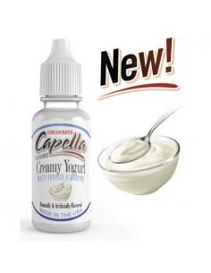 Creamy Yogurt Aroma Capella Flavors