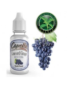 Concord Grape With Stevia Aroma Capella Flavors