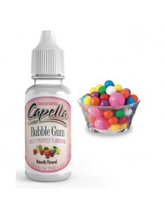 Bubble Gum Capella Flavors