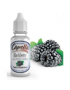 Blackberry Capella Flavors