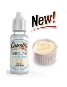Bavarian Cream Capella Flavors
