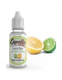 Lemon Lime Capella Flavors