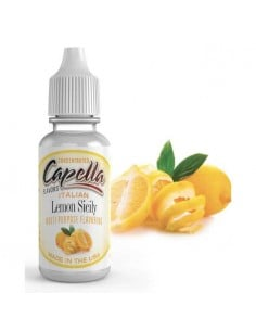 Italian Lemon Sicily Capella Flavors