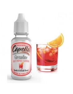 Grenadine Capella Flavors
