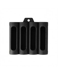 Portabatterie Quadruplo 18650 Coil Master