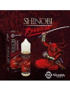 Shinobi Revenge Aroma Scomposto di Valkiria Liquido da 20ml