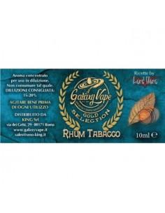 Rhum Tabacco Galaxy Vape 10 ml