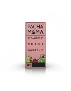 Strawberry Guava Jackfruit Pacha Mama Aroma Shot Series di Charlie's Chalk Dust Liquidi scomposti