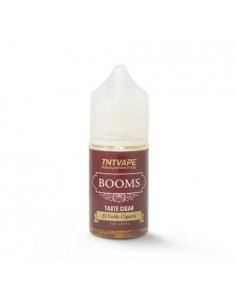 Booms Aroma Shot Series di TNT Vape Liquidi scomposti