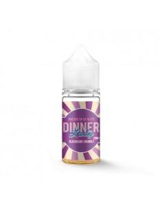 Blackberry Crumble Aroma Shot Series di Dinner Lady Liquidi scomposti