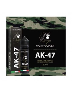 AK-47 By Il Santone Dello Svapo Aroma Scomposto Enjoy Svapo 20ml