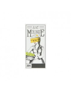 Aunt Meringue Aroma Shot Series di Charlie's Chalk Dust Liquidi scomposti