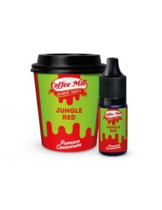 Jungle Red Aroma Concentrato Coffee Mill per Sigarette Elettroniche