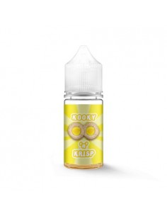Kooky 'N' Krisp Aroma Shot Series di Food Fighter Juice Liquidi scomposti