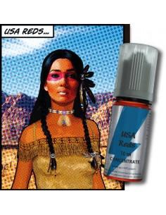 Usa Reds T-Juice Aroma Concentrato 30ml Liquido per Sigaretta Elettronica Fai Da Te
