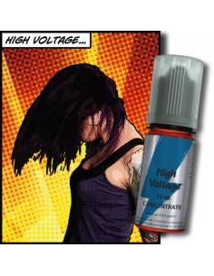 High Voltage T-Juice Aroma Concentrato 30ml Liquido per Sigaretta Elettronica Fai Da Te