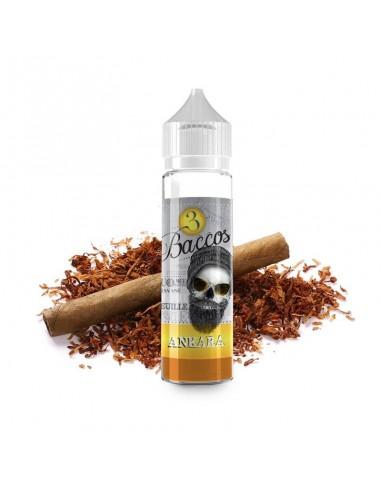 3 Baccos Ankara Aroma Shot Series Liquido Scomposto Vape Shot per Sigarette Elettroniche