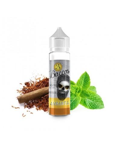 3 Baccos Jakarta Aroma Shot Series Liquido Scomposto Vape Shot per Sigarette Elettroniche