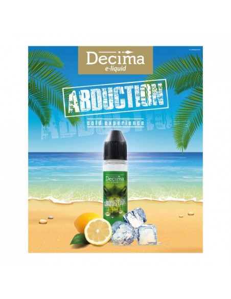 Abduction Aroma Scomposto Decima Liquido da 20ml