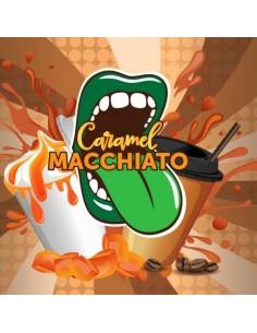 Caramel Macchiato BigMouth Aroma Concentrato da 10ml per Sigarette Elettroniche