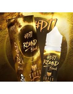 D77 Round Black Aroma Scomposto Super Flavor Liquido da 20ml
