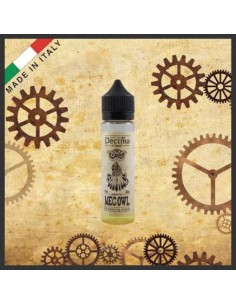 Mec Owl Strawberry Cream Aroma Scomposto Decima Liquido da 20ml