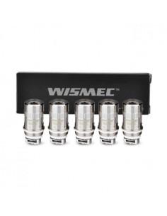 WM Wismec Resistenza Head Coil - 5 Pezzi