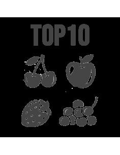 Top 10 - Fruttati