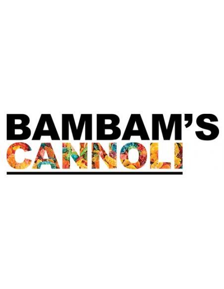 Bam Bam's Cannoli