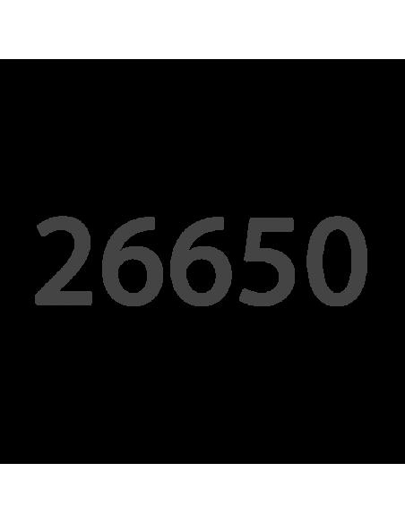 26650 Batterie