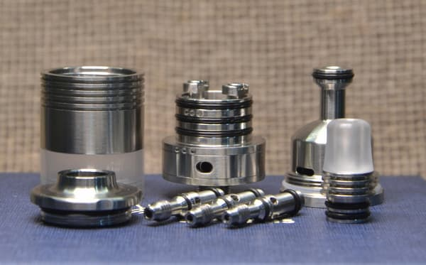 set atomizzatore by ka v9 nano vape system